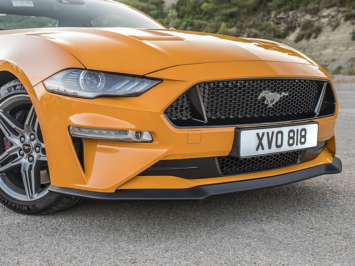 Ford Mustang 5.0 & 2.3 EcoBoost