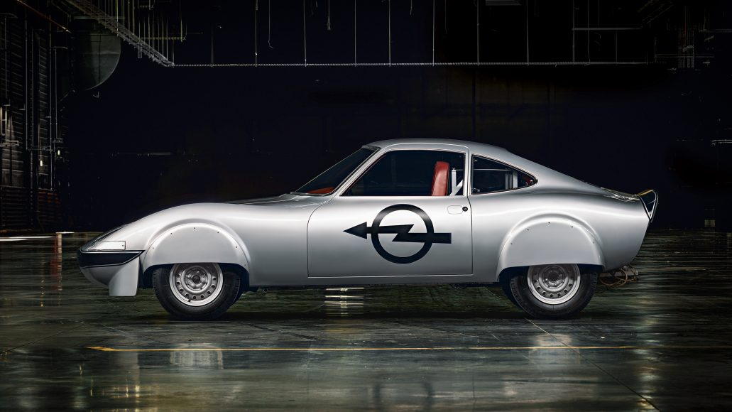 Ahead of its time: The 1971 Elektro GT reached around 189 km/h and set multiple world records.