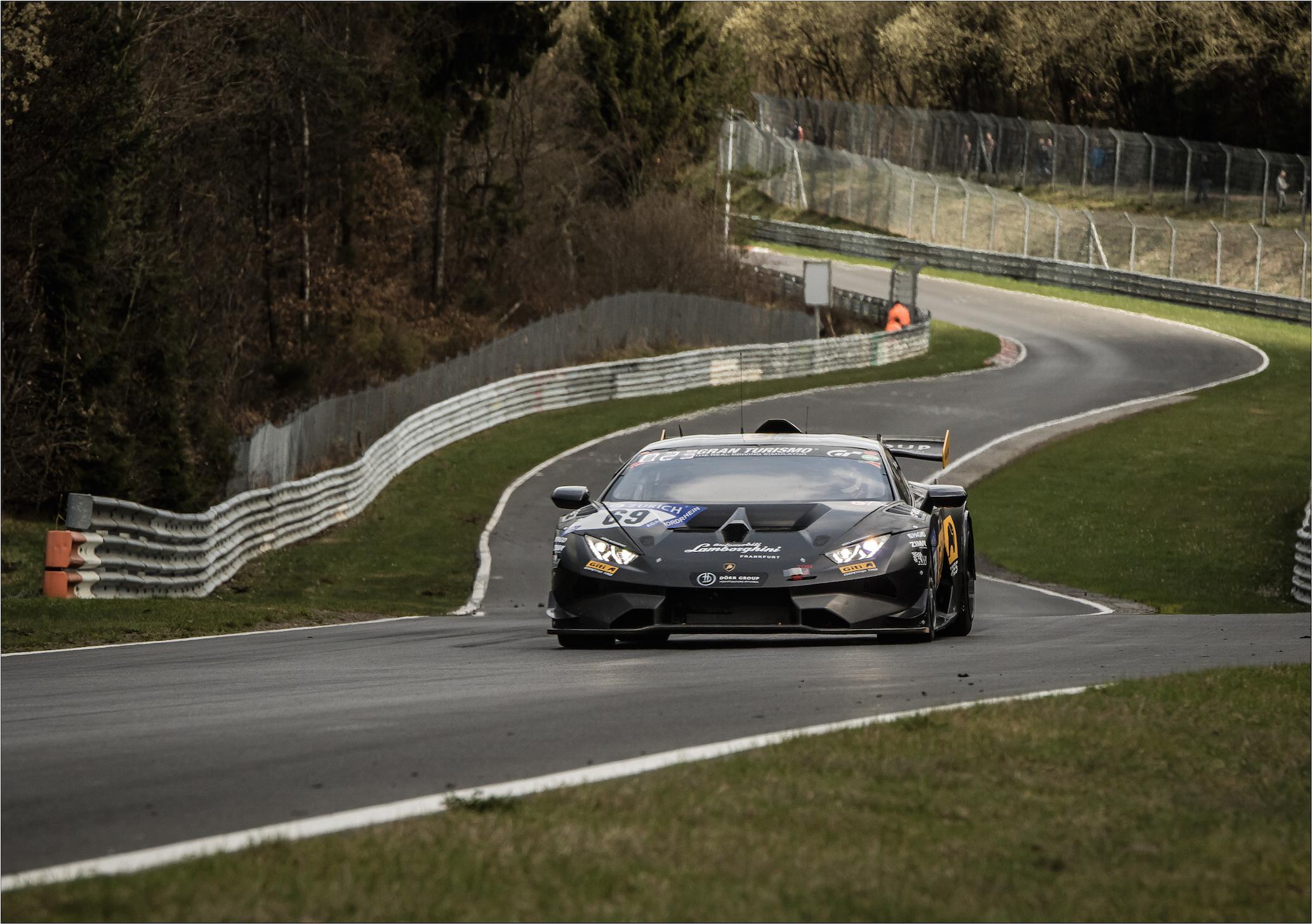 Een mooie klassezege voor Nico Verdonck als voorbereiding op de 24U van de Nürburgring