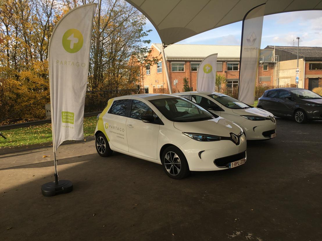 Professionals ontdekken voordelen elektrisch rijden tijdens roadshow in Brugge