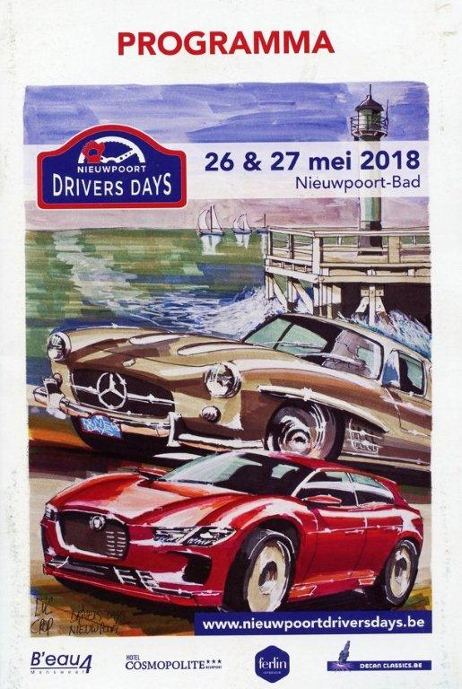Nieuwpoort Drivers Days 2018.  reportage:Wilfried Geerts