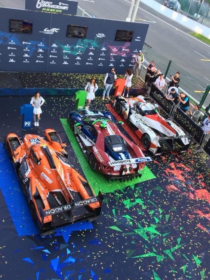 Ford GT beats Porsche, Aston Martin, Ferrari & BMW in the first race of the WEC Super-Season 2018-2019.