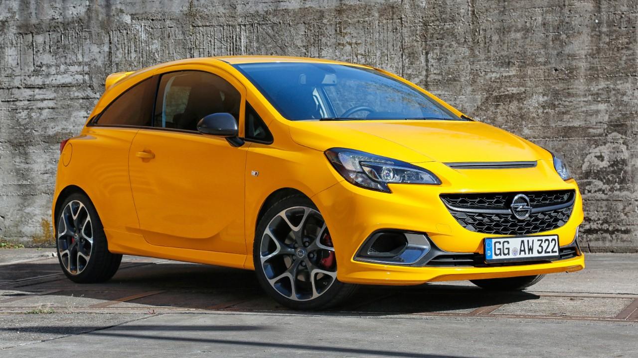 Motor van nieuwe Opel Corsa GSi belooft heel wat rijplezier