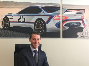 Eddy Haesendonck volgt Peter Henrich op als Voorzitter en CEO van BMW Group Belux.