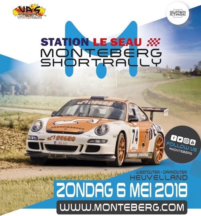 Station Le Seau Short Rally Monteberg – 6 mei 2018