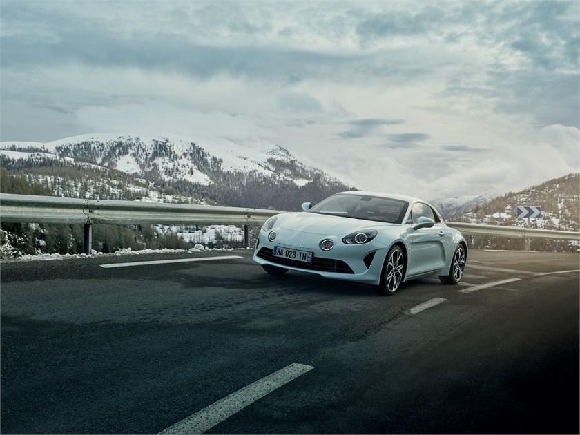 Alpine kondigt de prijzen van de A110 Pure en Légende aan