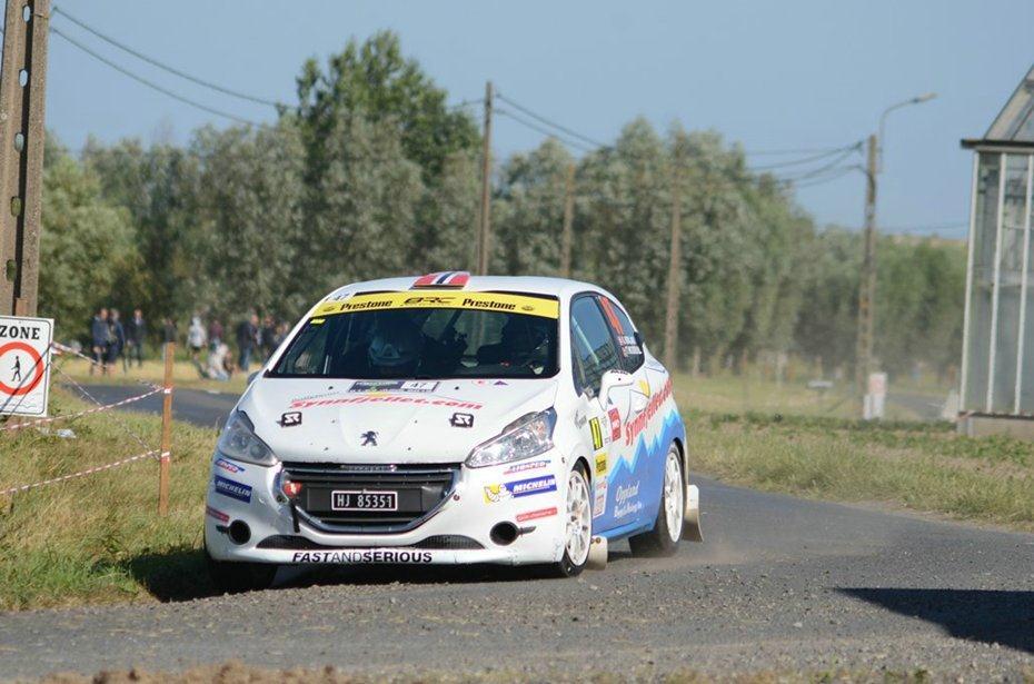Renties Ypres Rally   Gilles Pyck domineert, maar Grégoire Munster wint