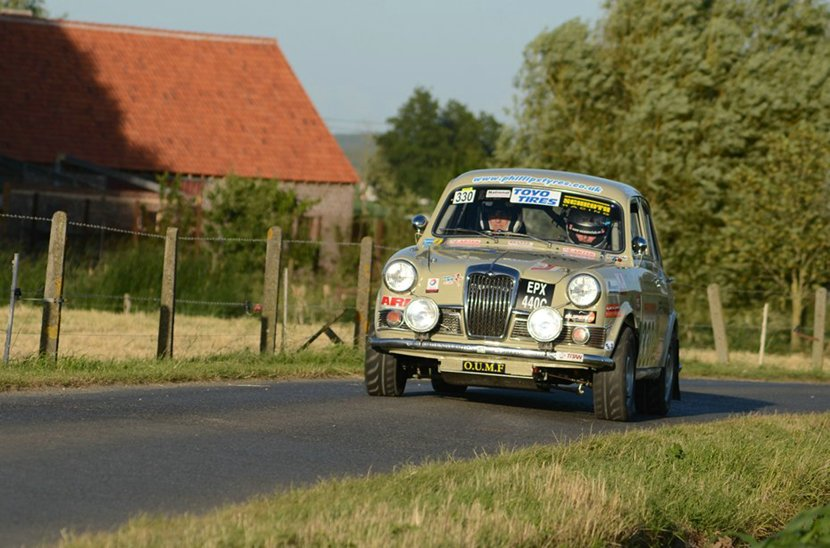 DE Ypres Historic Rally 2018 by Wilfried Geerts.