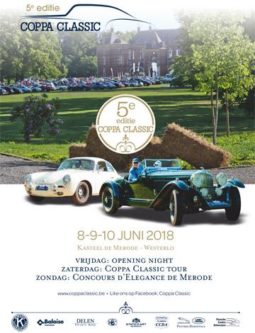 Coppa Classics 2018. reportage Vincent Arpons