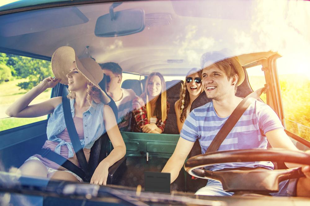 Op vakantie vertrekken: tips om sereen te rijden