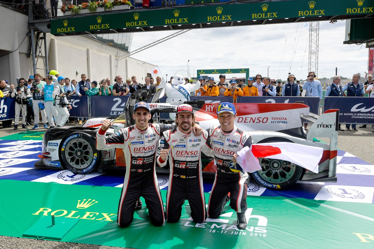 The 24 Hours of Le Mans, a world-class celebration of motoring!