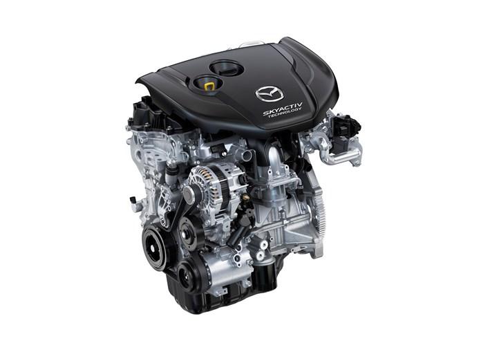 Mazda-gamma wordt Euro 6d TEMP-conform