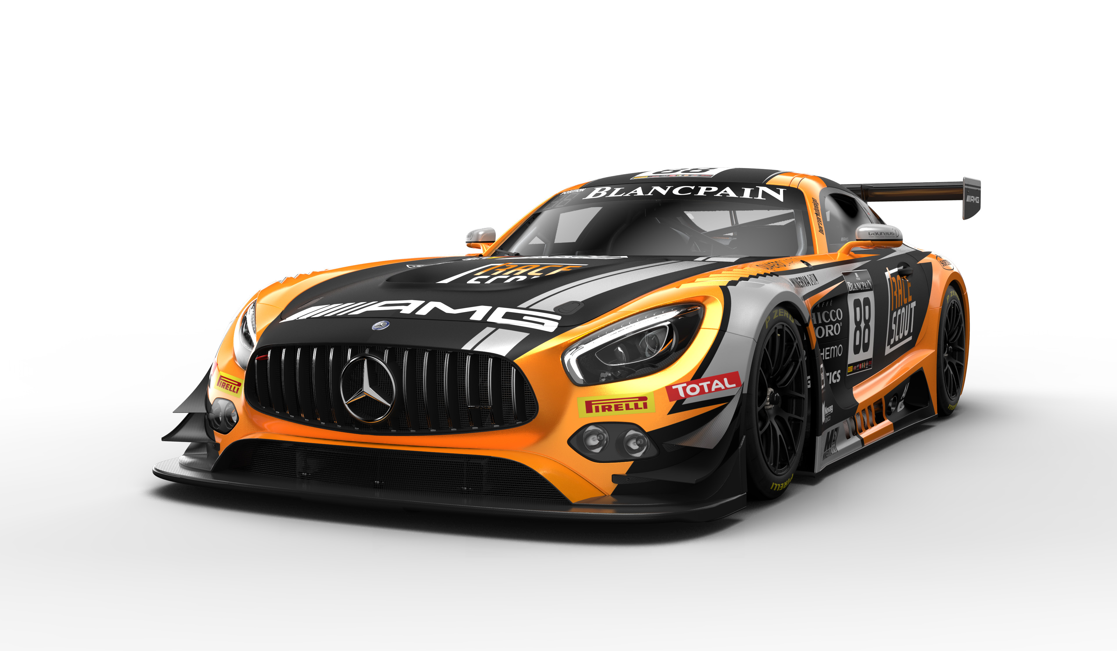 otal 24 Hours of Spa: Mercedes-AMG with a record line-up for Spa-Francorchamps 24-hour race