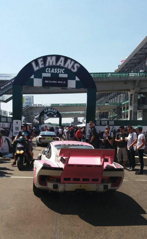 Le Mans Classics 2018. rep. Wilfried Geerts