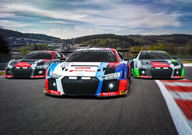 AUDI AIMS FOR FIFTH VICTORY IN SPA 24 HOURS