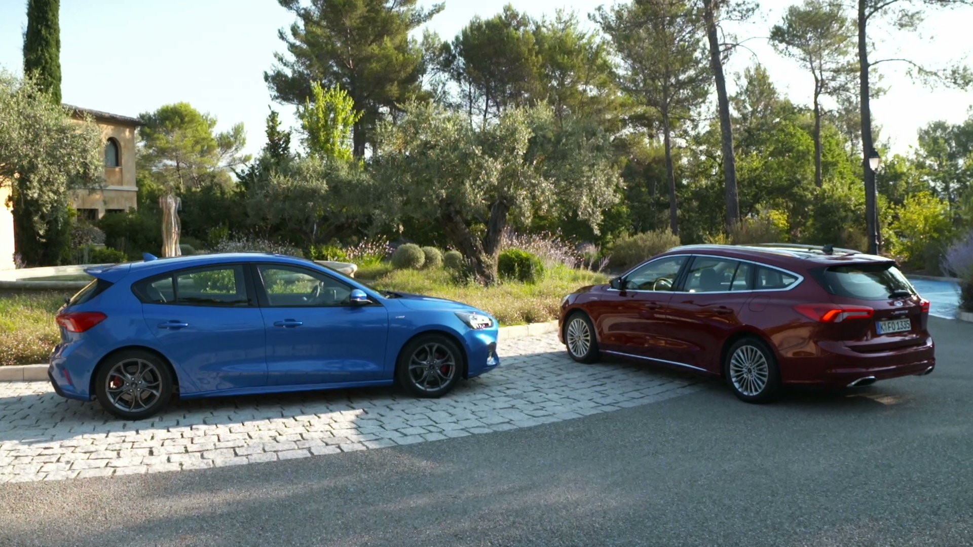 Ford Focus ST-Line & Clipper