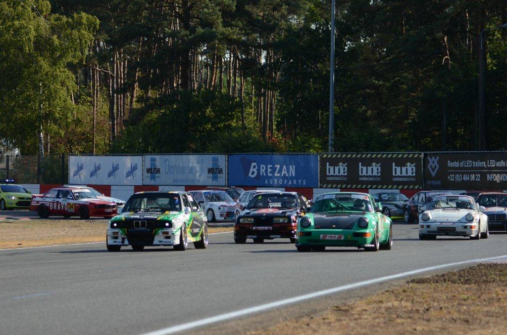 Old and Young op Zolder . Wilfried Geerts