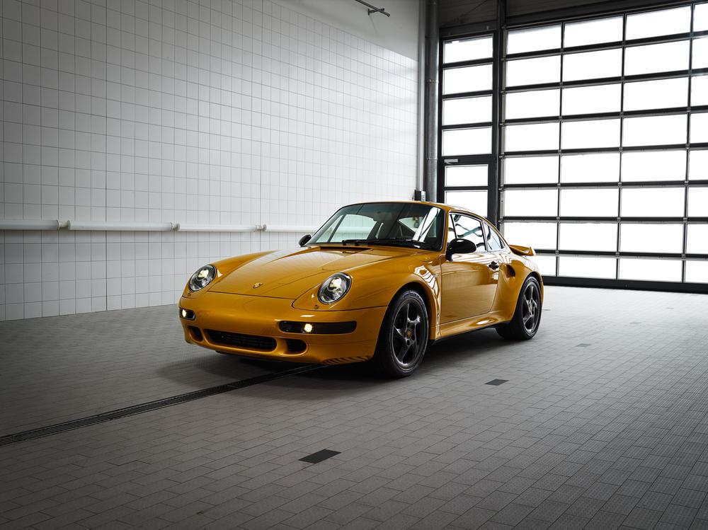 Porsche Classic bouwt een klassieke 911 met originele onderdelen