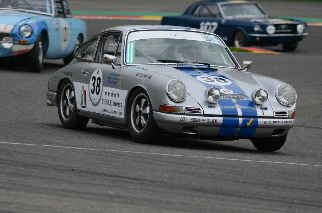 Porsche @ Spa 6 Hours.  Wilfried Geerts
