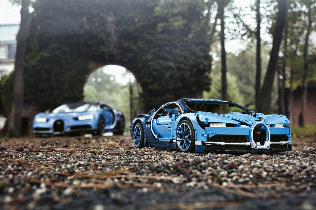 Doe eens een Bugatti Chiron cadeau