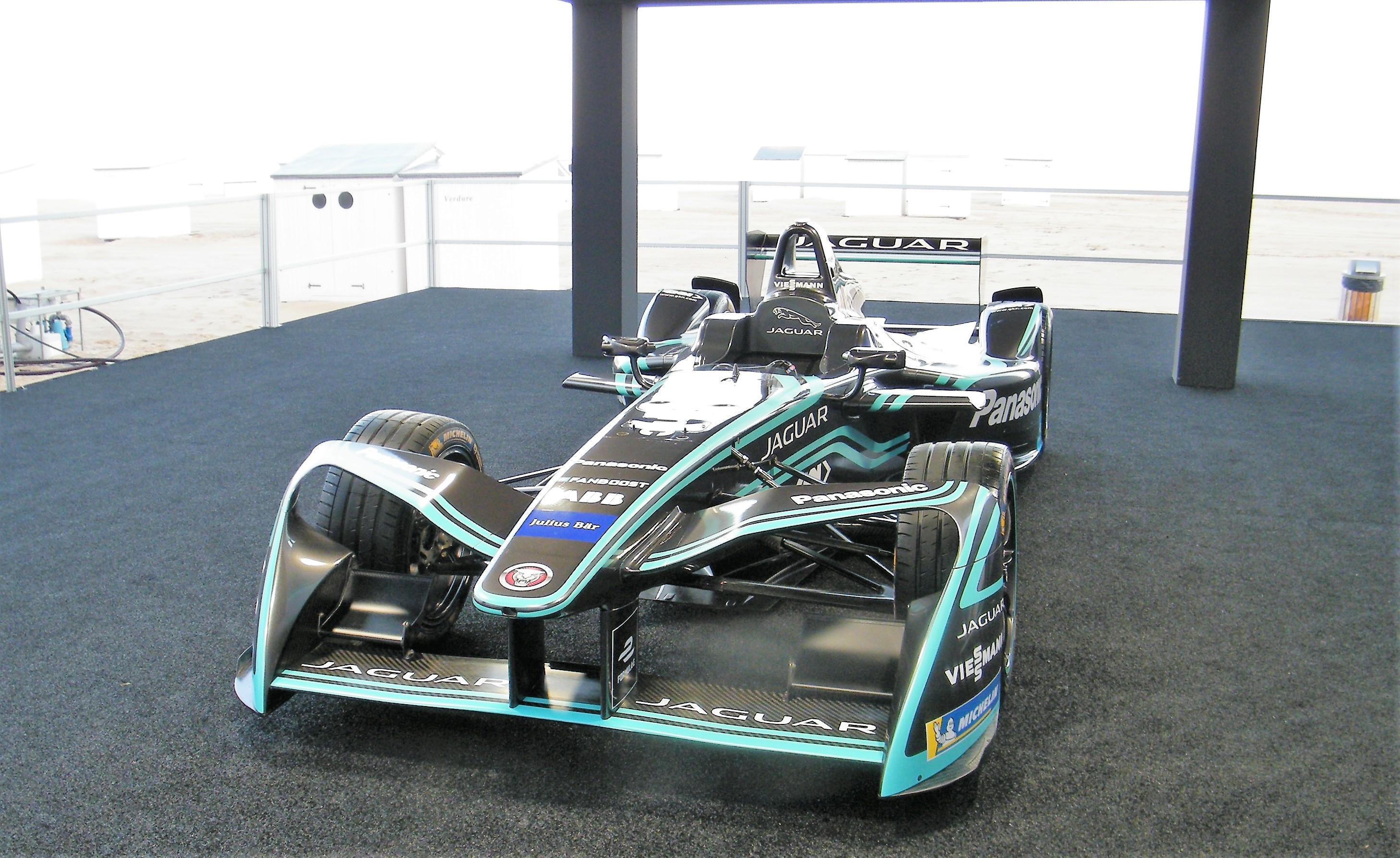 De E Formule vanaf volgende jaar met Stoffel Vandoorne