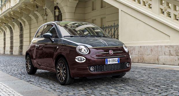 Een model voor alle seizoenen : de nieuwe Fiat 500 Collezione is er!