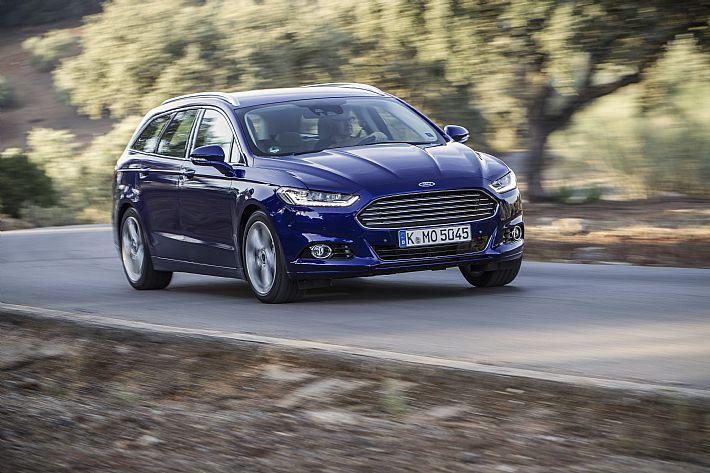 Ford lanceert in 2019 een nieuwe generatie hybrideversies van de Mondeo, inclusief de eerste Mondeo Clipper Hybrid