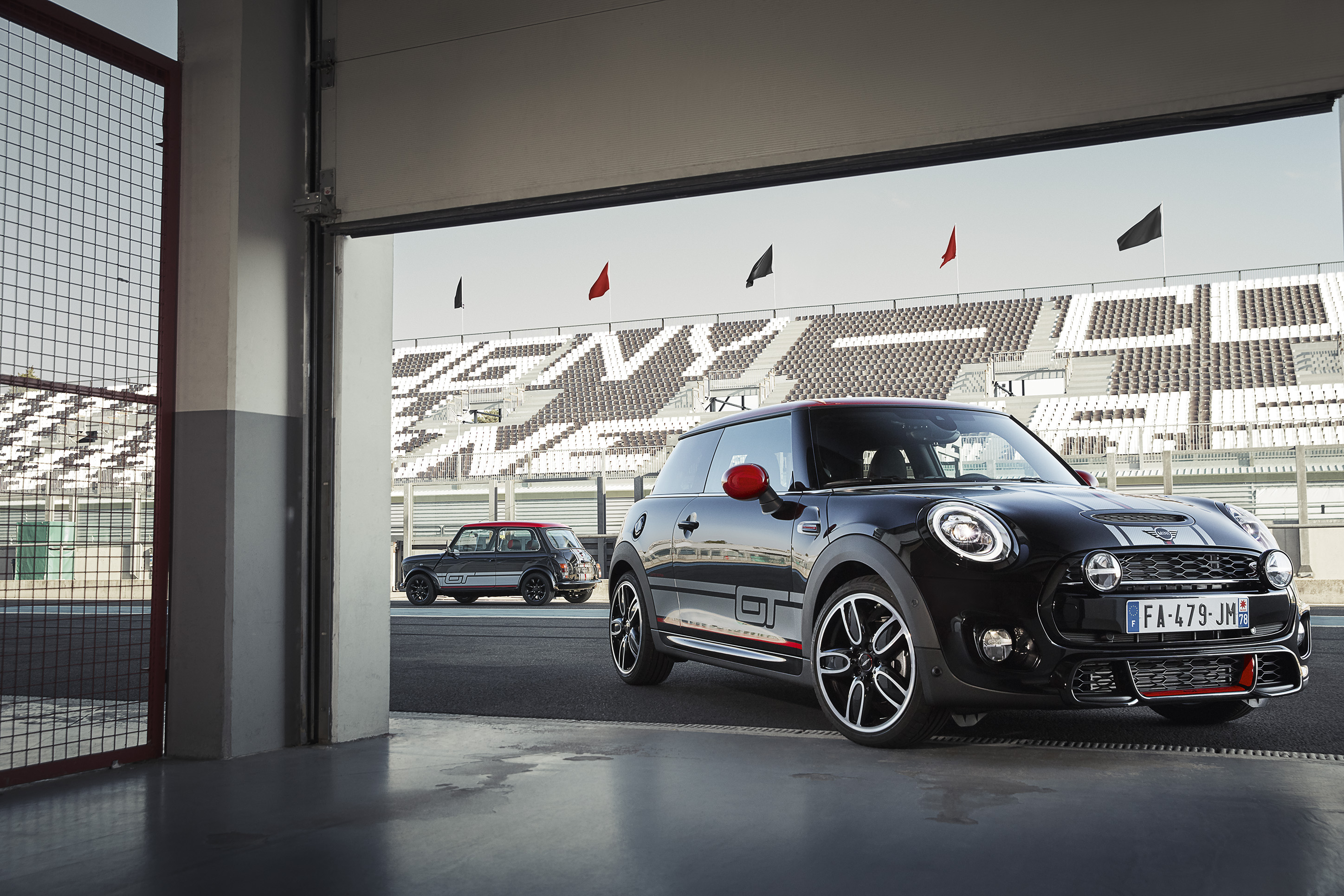 MINI Cooper S 3-deurs GT Limited Edition