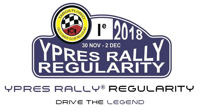 Ypres Rally® regularity 2018:
