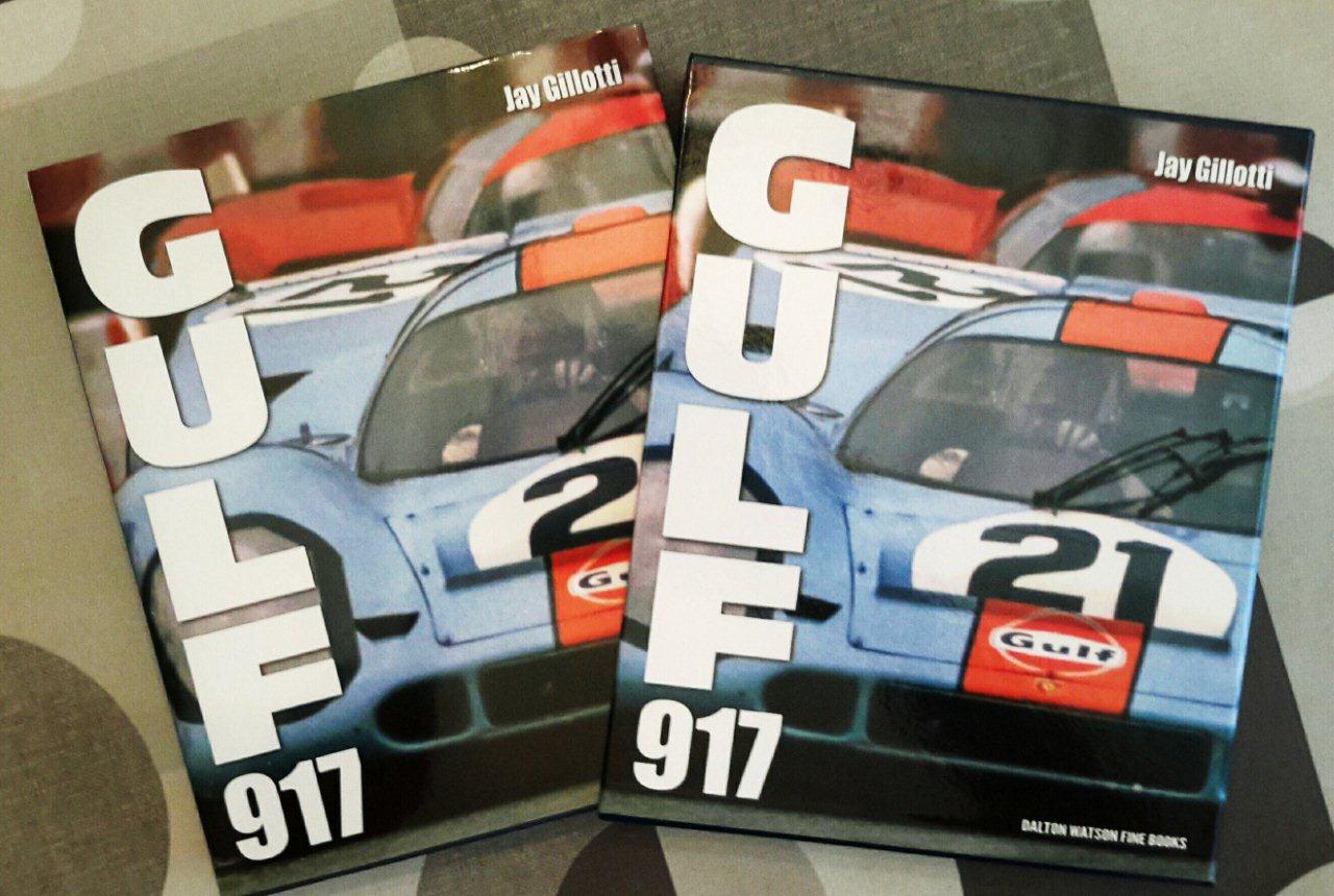 Boekbespreking : Gulf 917 (Jay Gillotti)