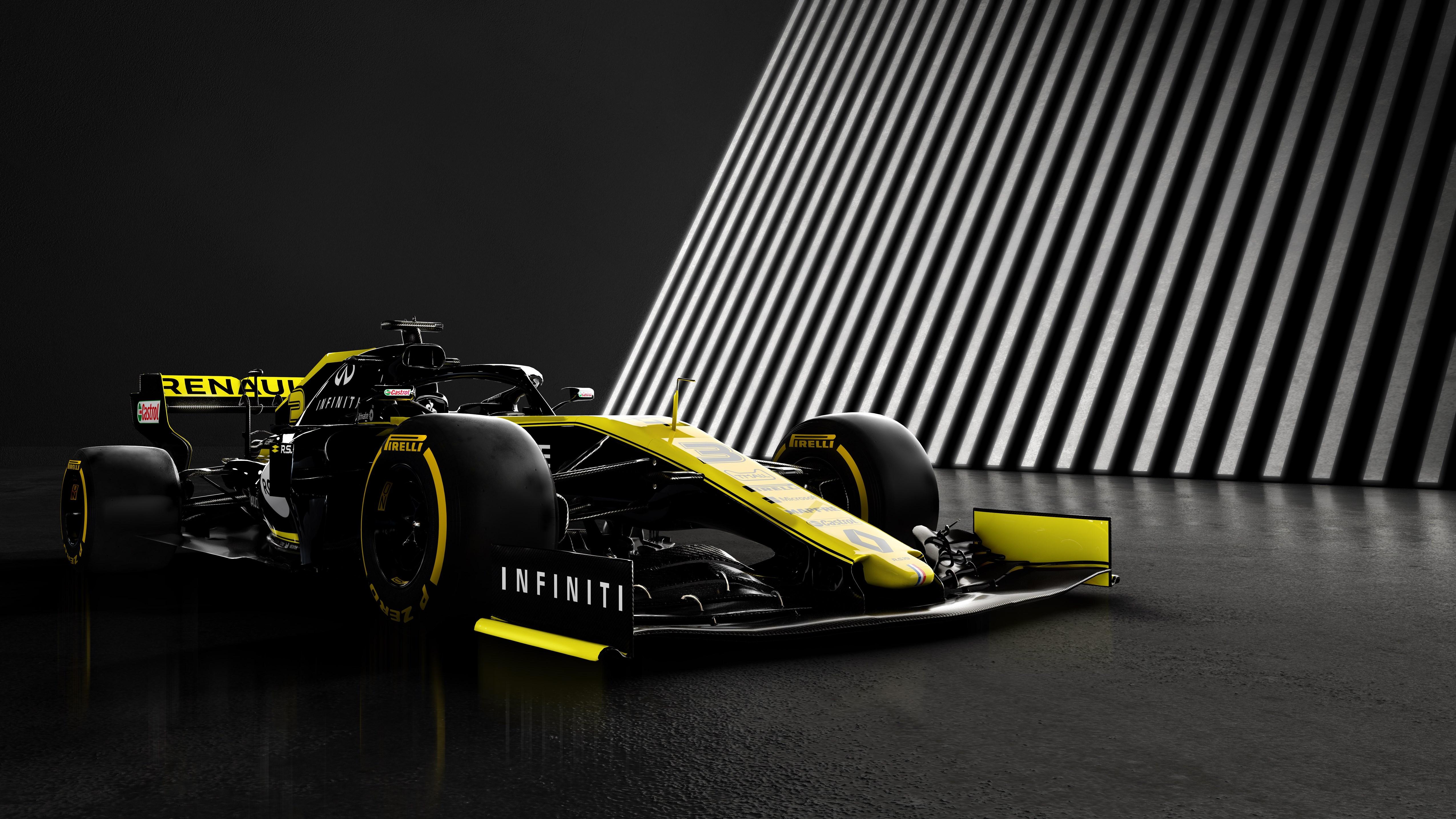 Renault F1 Team vastbesloten om in 2019 voort te gaan op zijn elan