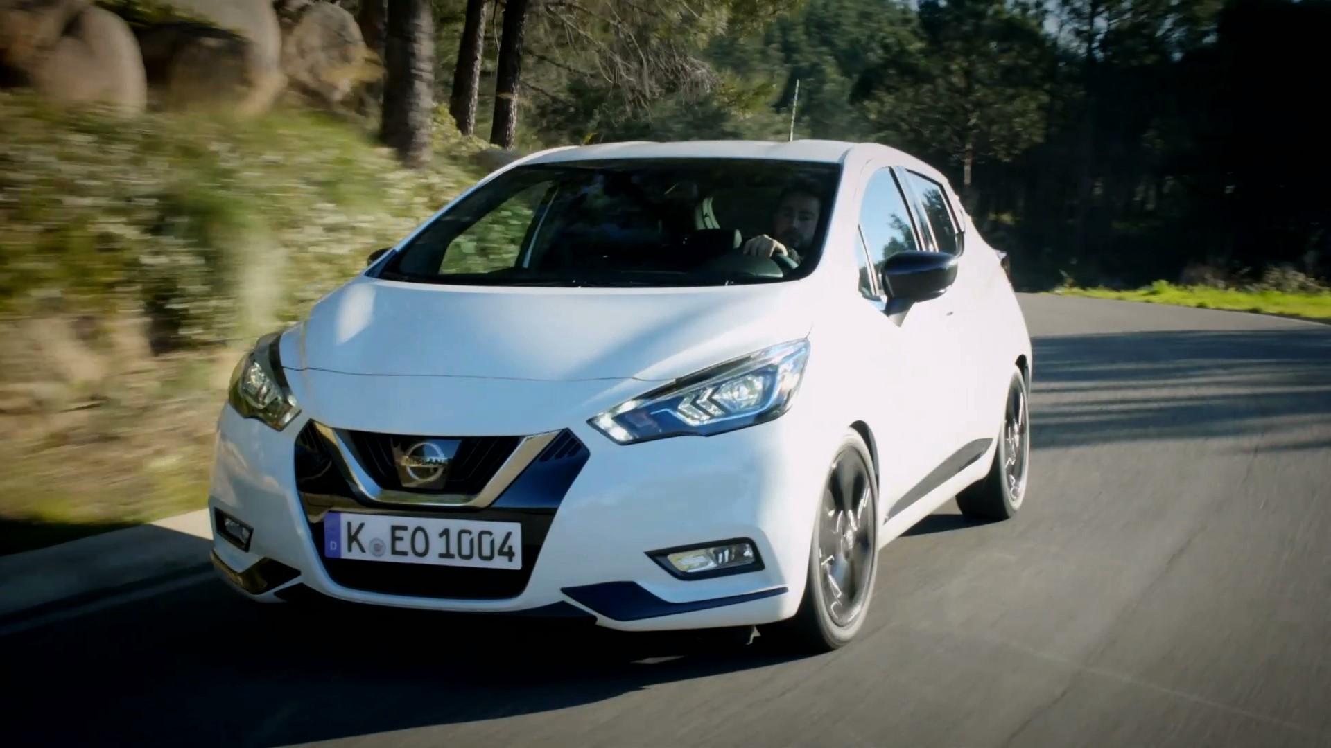 Nissan Micra N-Sport en Automaat