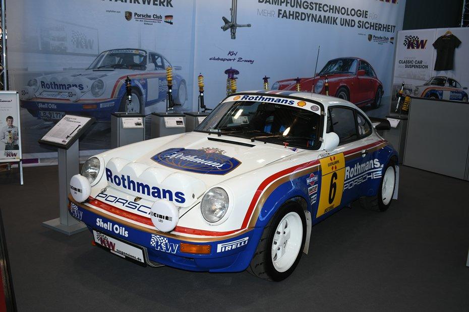 Porsche@retro Stuttgart 2019.