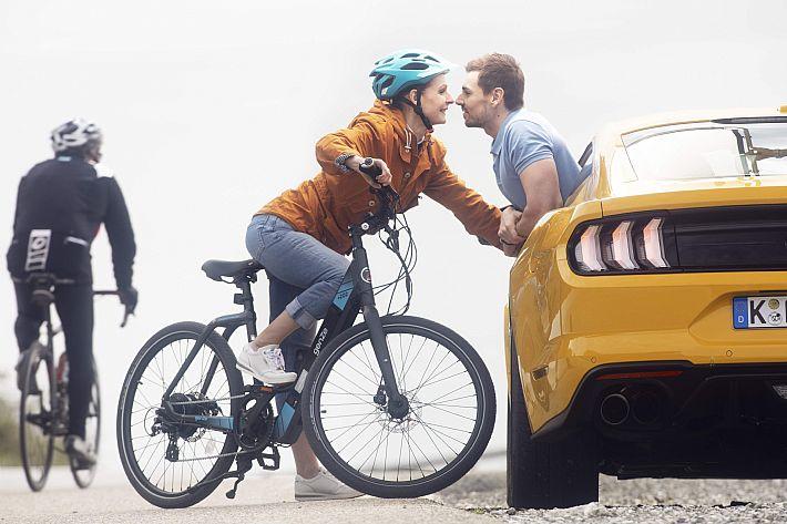 Van fietspedaal tot rempedaal: