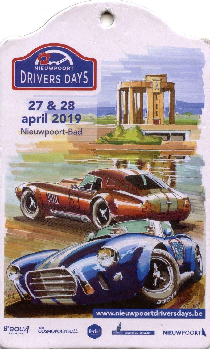 Drivers Day Nieuwpoort 2019