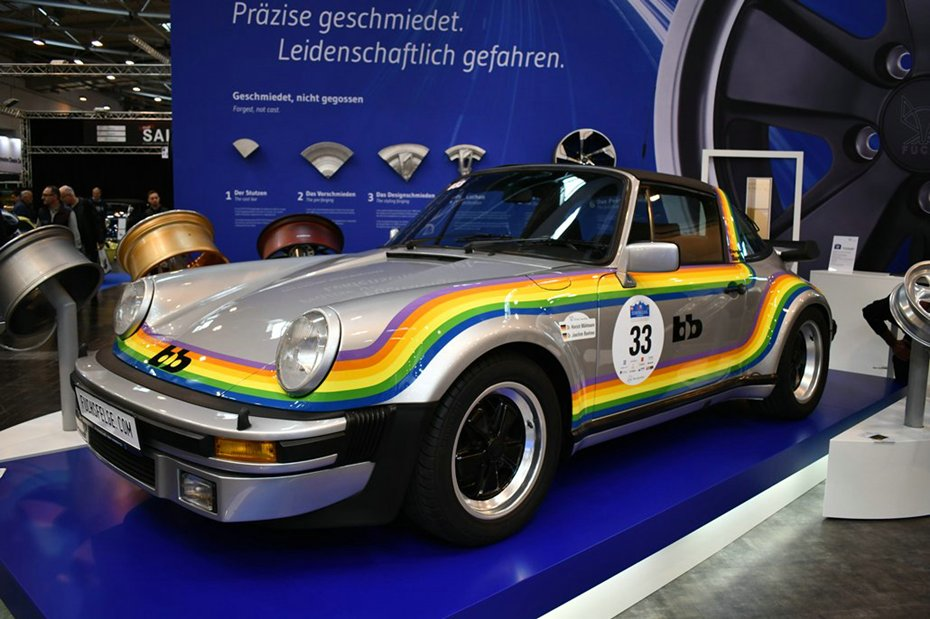 Porsche @ Thechno Classica