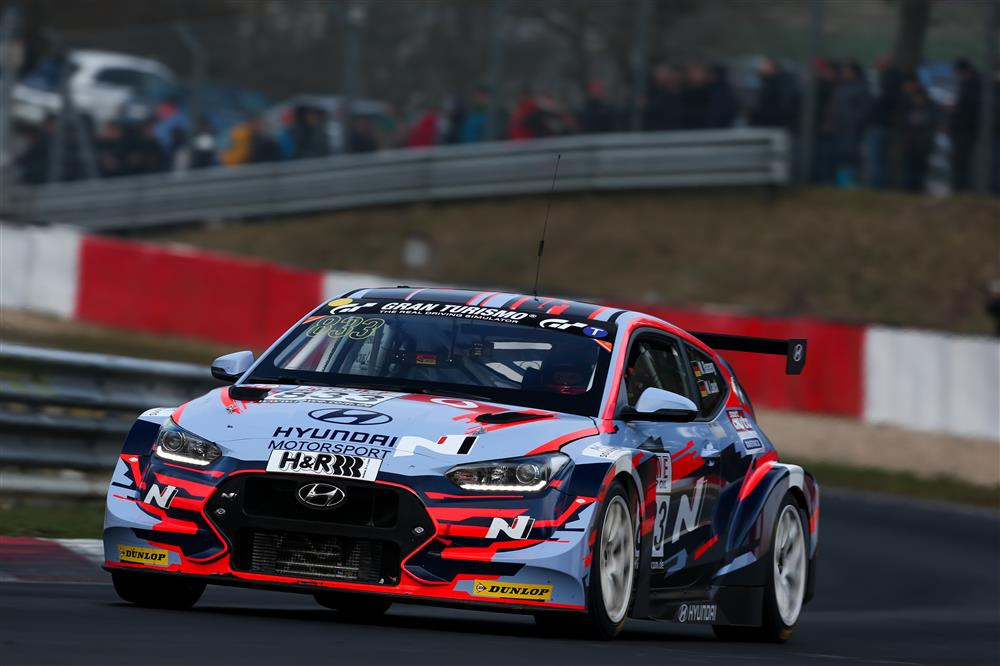 Nico Verdonck officieel Hyundai-piloot op de Nürburgring