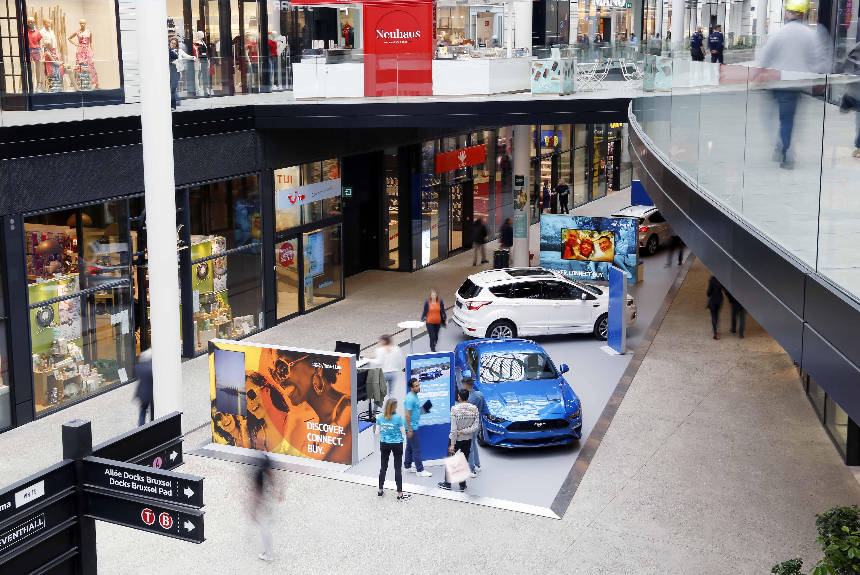 Ford Smart Lab Brussel