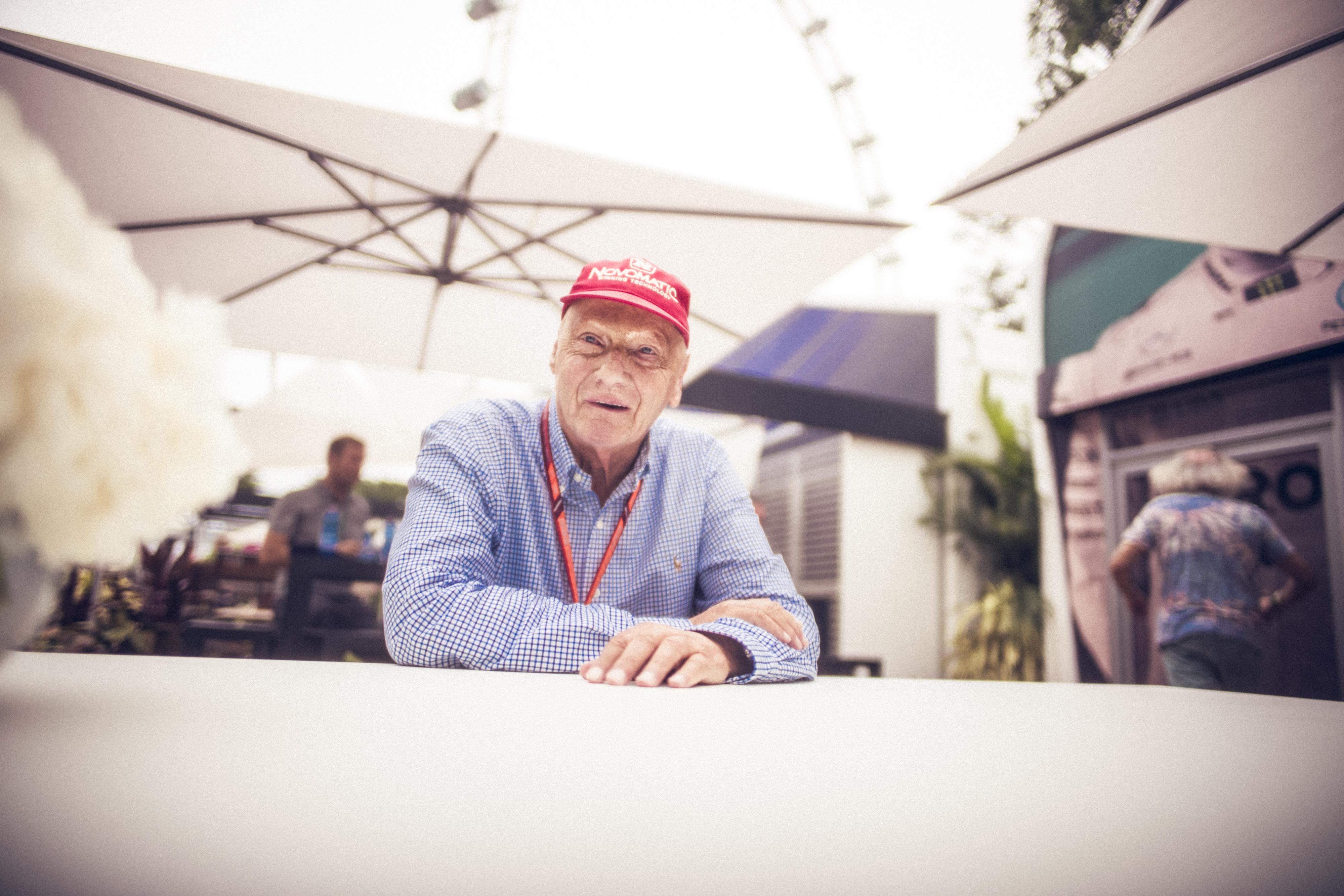 The Daimler Family mourns loss of Niki Lauda