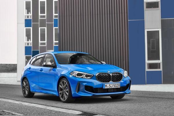 De nieuwe BMW 1 Reeks.
