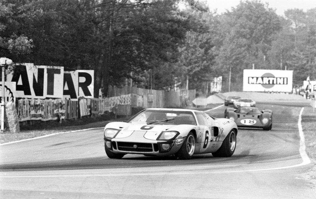 Ford GT40 – Le Mans '69 Revival