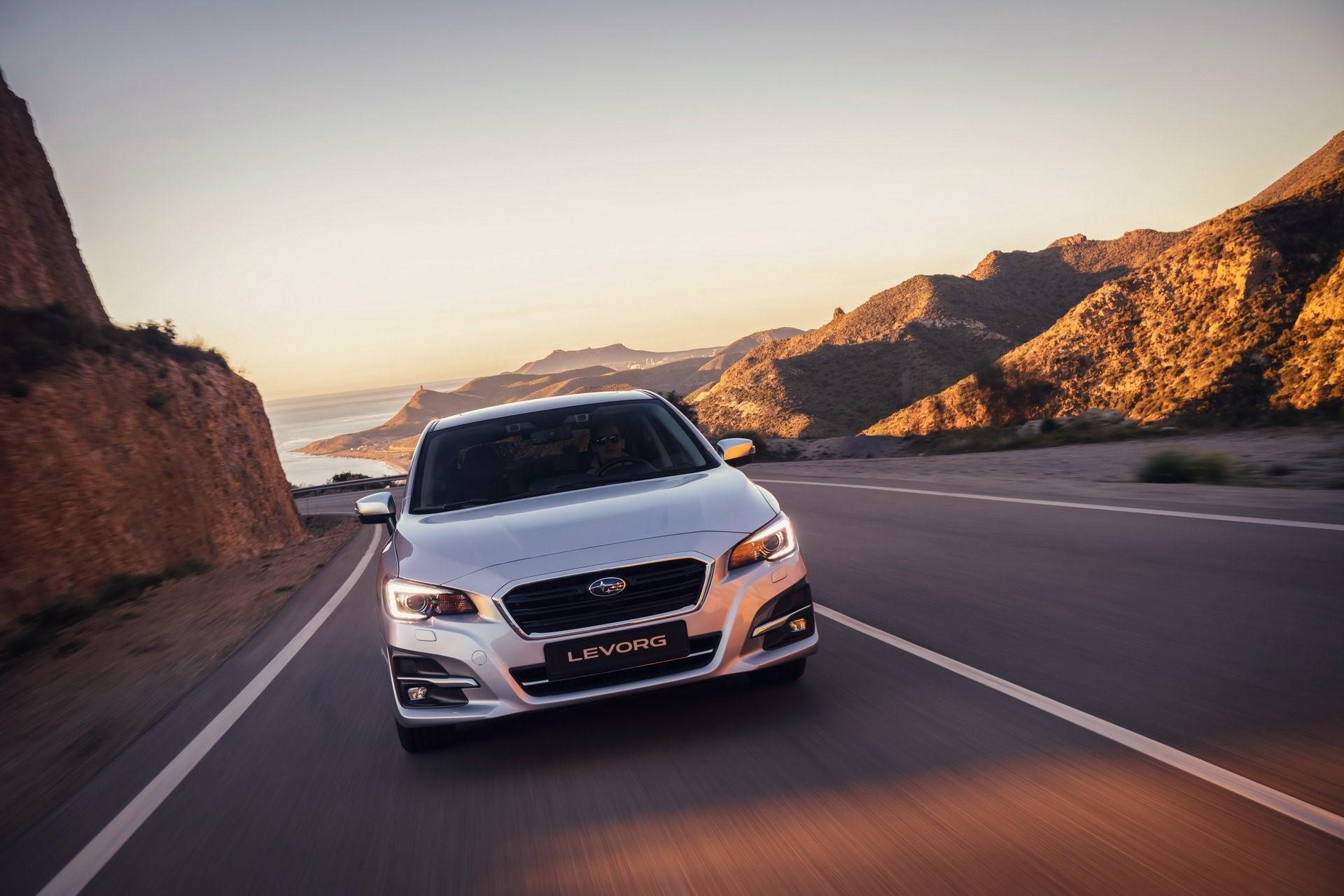 Subaru stelt Levorg MY2019 voor