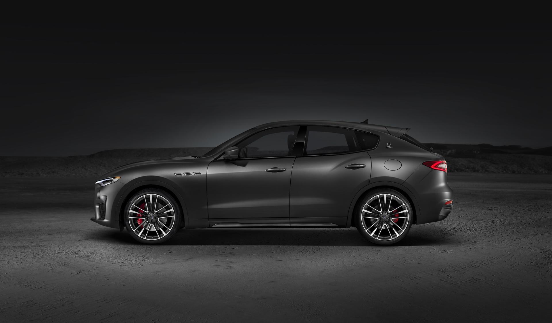 Maserati Levante Trofeo en GTS