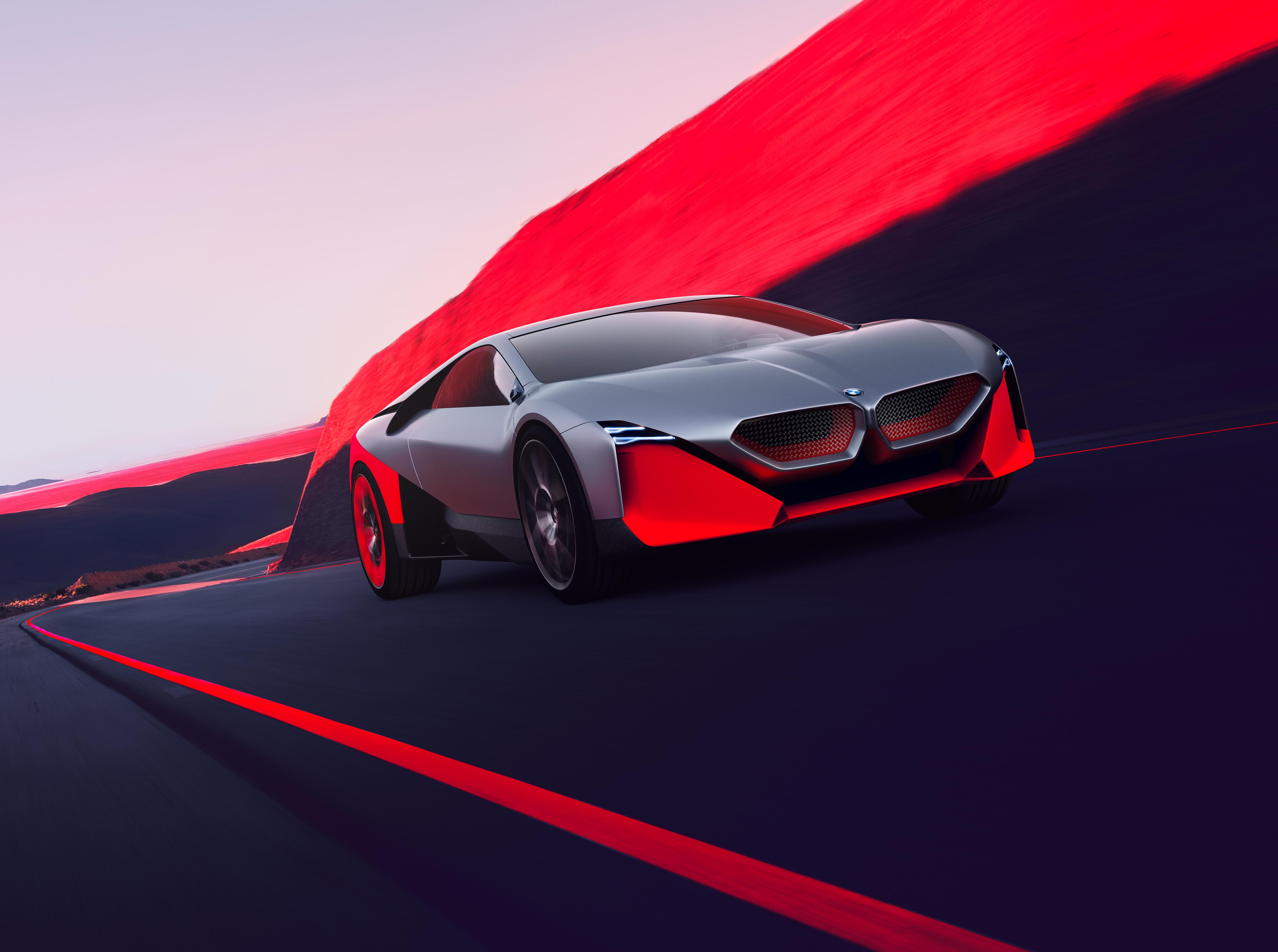 BMW VISION M NEXT.