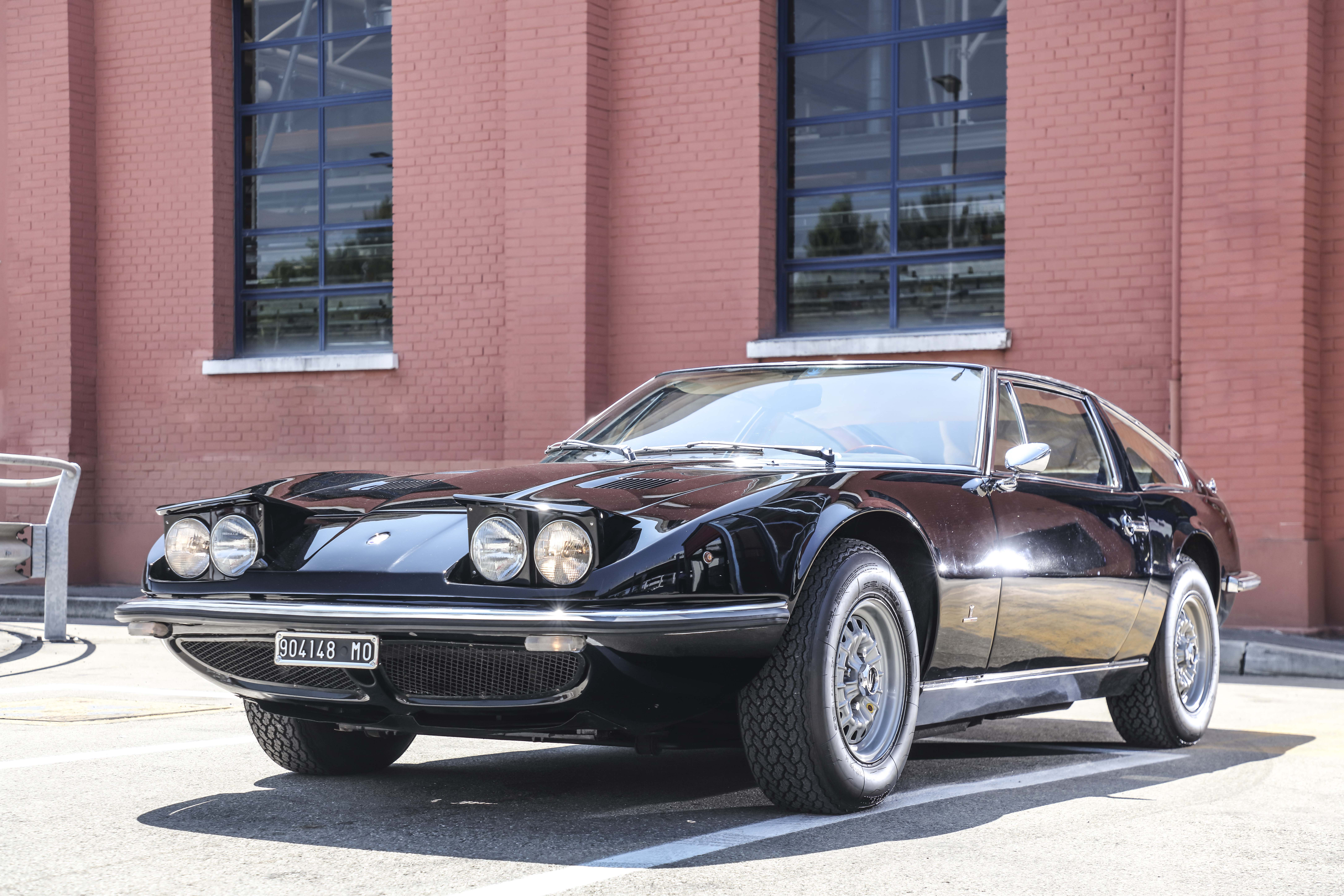 Maserati celebrates the 50th anniversary of the first Indy coupé delivery