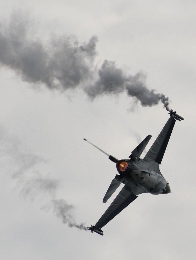 Open deur Luchtmachtbasis Koksijde 28 augustus 20129