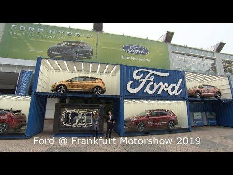 Ford @ Frankfurt Motor Show 2019