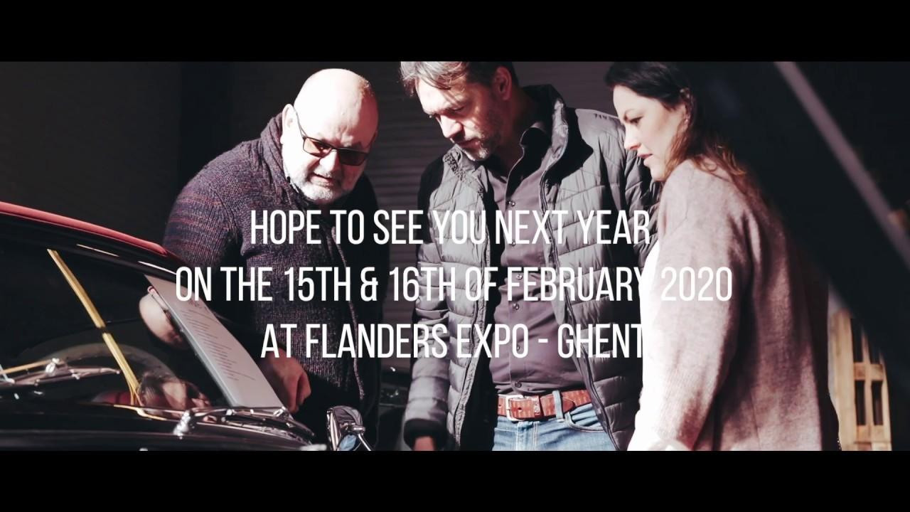 Nieuwe organisator voor oldtimer event Flanders Collection Cars