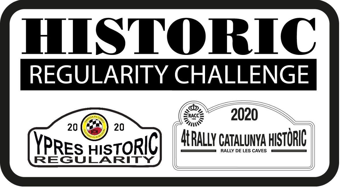 NIEUWE HISTORIC REGULARITY CHALLENGE