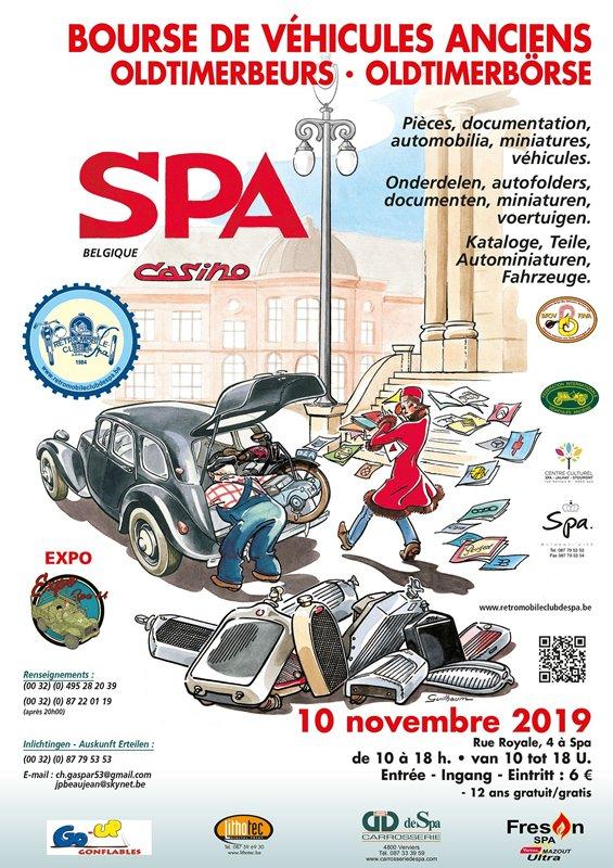 BEURS SPA CASINO 10.11.2019